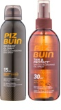 Piz Buin Tan & Protect lote cosmético IV.