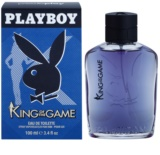 Playboy King Of The Game Eau de Toilette voor Mannen 100 ml