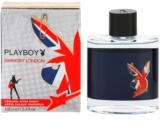 Playboy London Aftershave lotion  voor Mannen 100 ml