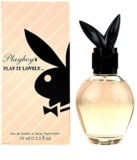 Playboy Play It Lovely eau de toilette para mujer 75 ml