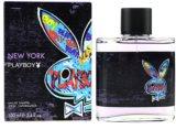 Playboy New York toaletna voda za moške 100 ml
