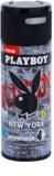 Playboy New York дезодорант за мъже 150 мл.