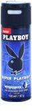 Playboy Super Playboy for Him Skin Touch дезодорант-спрей для чоловіків 150 мл