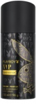 Playboy VIP Black Edition deodorant Spray para homens 150 ml