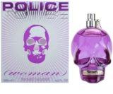 Police To Be Woman Eau De Parfum pentru femei 125 ml