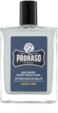Proraso Azur Lime hidratáló borotválkozás utáni balzsam tápláló textúra