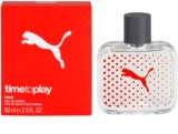 Puma Time To Play Eau de Toilette für Herren 60 ml