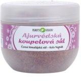 Purity Vision Kala Namak Ajurvédská koupelová sůl