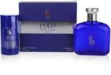 Ralph Lauren Polo Blue darilni set V. (Travel Edition)
