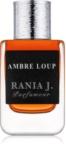 Rania J. Ambre Loup Eau de Parfum unissexo 50 ml