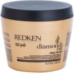 Redken Diamond Oil mascarilla para cabello maltratado o dañado