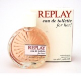 Replay for Her eau de toilette nőknek 40 ml