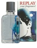 Replay Your Fragrance! For Him Eau de Toilette for Men 75 ml