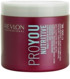 Revlon Professional Pro You Nutritive mascarilla para cabello seco