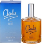 Revlon Charlie Blue Eau Fraiche Eau de Toilette pentru femei 100 ml