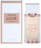 Rihanna Rogue Love eau de parfum nőknek 125 ml