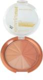 Rimmel Sun Shimmer 3 in 1 Shimmering Bonzer polvos brillantes con efecto bronceado