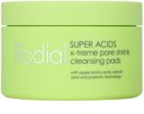 Rodial Super Acids čistiace tampóny na rozšírené póry