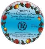 Rosebud Perfume Co. Smith`s Rose & Mandarin balzám na rty s mandarinkou