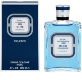 Royal Copenhagen Royal Copenhagen Musk colonia para hombre 240 ml