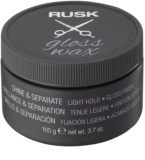 Rusk Styling Hair Wax Light Hold