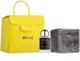 S.A.C.K.Y. Miraj moisturizing perfume unisex + perfume extract 5 ml.  unisex 150 g