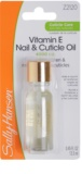 Sally Hansen Cuticle Care óleo nutritivo  para unhas e cutícula excendente