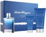 Salvatore Ferragamo Acqua Essenziale Blu set cadou IV.