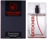 Samourai Catch Her toaletna voda za moške 50 ml