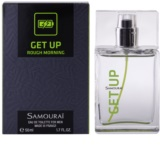 Samourai Get Up Eau de Toilette für Herren 50 ml
