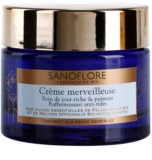 Sanoflore Merveilleuse стягащ и подхранващ крем против бръчки