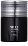 Sapil Nice Feelings Black eau de toilette férfiaknak 75 ml