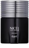 Sapil Nice Feelings Black eau de toilette para hombre 75 ml