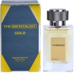 ScentStory The Mentalist Gold Eau de Toilette für Herren 50 ml