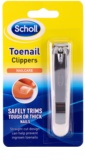 Scholl Toenail coupe-ongles