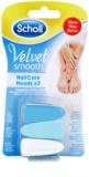 Scholl Velvet Smooth Ersatzköpfe für elektrische Nagelfeile 3 pc
