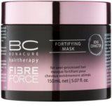 Schwarzkopf Professional BC Bonacure Fibreforce stärkende Maske für stark geschädigtes Haar