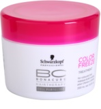 Schwarzkopf Professional BC Bonacure Color Freeze Haarkur zum Schutz der Farbe