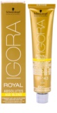 Schwarzkopf Professional IGORA Royal Absolutes Age Blend Haarfarbe