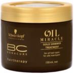 Schwarzkopf Professional BC Bonacure Oil Miracle Argan Oil mascarilla para todo tipo de cabello