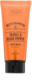 Scottish Fine Soaps Men´s Grooming Thistle & Black Pepper tusfürdő gél
