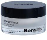 Sensilis Correctionist regenerierende Nachtcreme mit Antifalten-Effekt