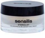Sensilis Eternalist crema nutritiva para restaurar la densidad de la piel