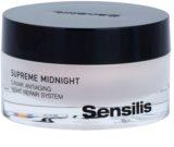 Sensilis Supreme Midnight Caviar Antiaging Night Repair System
