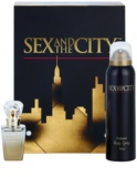 Sex and the City Sex and the City set cadou
