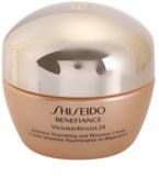 Shiseido Benefiance WrinkleResist24 krem intensywnie odżywiający przeciw zmarszczkom