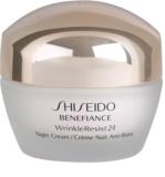 Shiseido Benefiance WrinkleResist24 crema de noche hidratante antiarrugas
