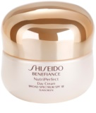 Shiseido Benefiance NutriPerfect crema de día rejuvenecedora  SPF 15