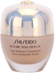 Shiseido Future Solution LX озаряващ фон дьо тен SPF 15