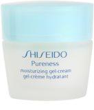 Shiseido Pureness crema hidratante con textura de gel para pieles normales y mixtas